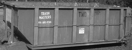 Trash Masters Dumpster